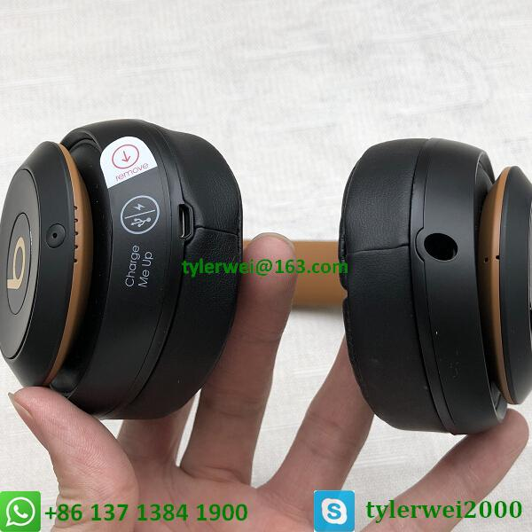 Beats Studio3 Wireless Over-Ear Headphones Noise Canceling Midnight Black 9