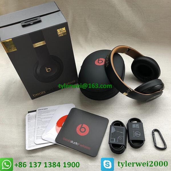 Beats Studio3 Wireless Over-Ear Headphones Noise Canceling Midnight Black 20