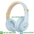 Beats Studio3 Wireless Over-Ear Headphones Noise Canceling Crystal blue studio 3 2