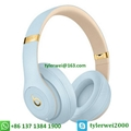 Beats Studio3 Wireless Over-Ear Headphones Noise Canceling Crystal blue studio 3