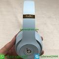 Beats Studio3 Wireless Over-Ear Headphones Noise Canceling Crystal blue studio 3 6