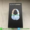 Beats Studio3 Wireless Over-Ear Headphones Noise Canceling Crystal blue studio 3 14