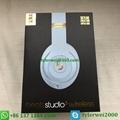 Beats Studio3 Wireless Over-Ear Headphones Noise Canceling Crystal blue studio 3 13