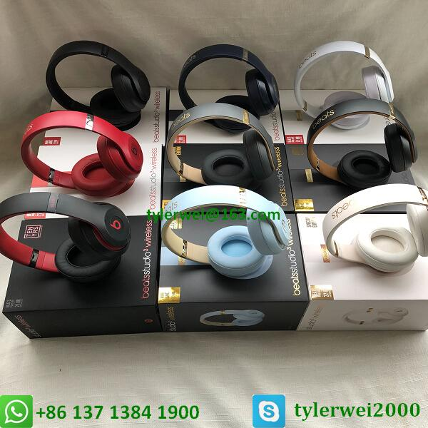 Beats Studio3 Wireless Beats by dr dre studio 3 headphone wholesale 10