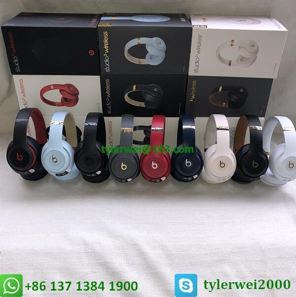 Beats Studio3 Wireless Beats by dr dre studio 3 headphone wholesale 11