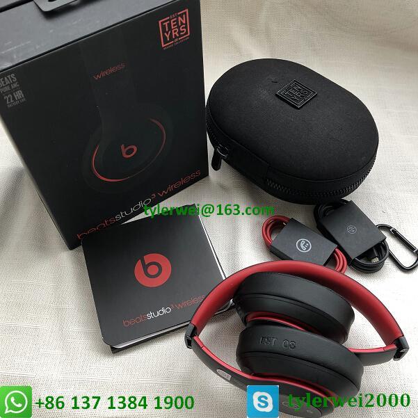 Beats Studio3 Wireless Beats by dr dre studio 3 headphone wholesale 12