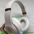 Beats Studio3 Wireless Headphones Noise Canceling Porcelain Rose studio 3