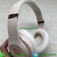 b78dd6fb124 Beats Studio3 Wireless Headphones Noise Canceling Porcelain Rose studio 3 1  ...