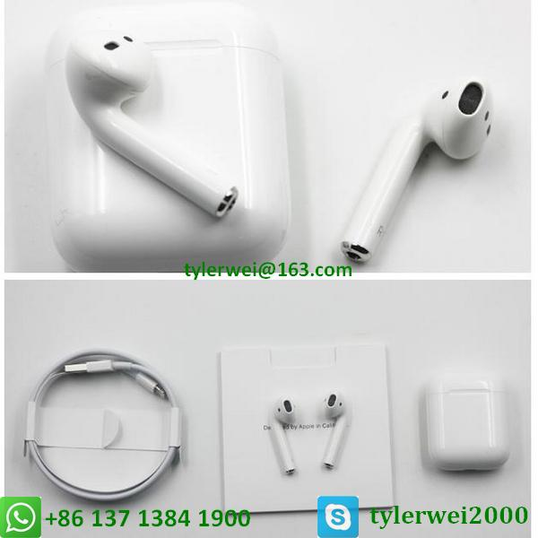 Apple Airpods wireless with W1 chip in-ear earphone 4
