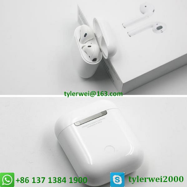 Apple Airpods wireless with W1 chip in-ear earphone 5