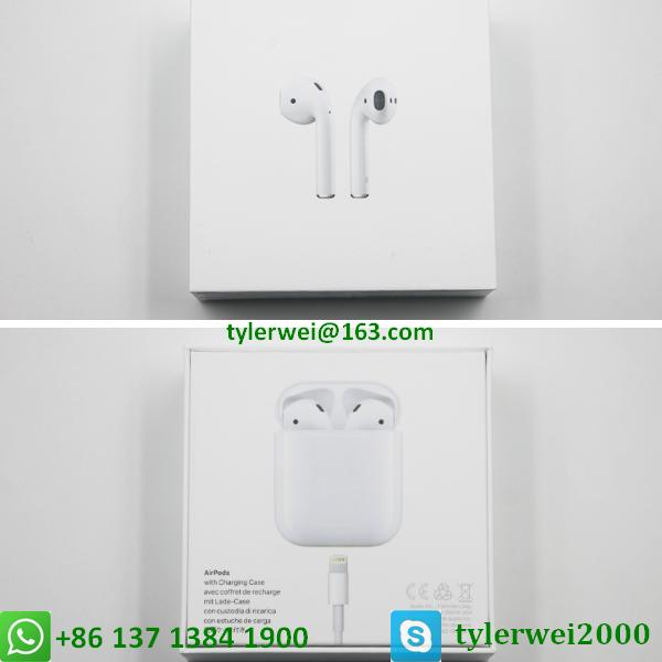 Apple Airpods wireless with W1 chip in-ear earphone 6