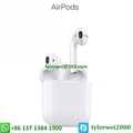 Apple Airpods wireless with W1 chip in-ear earphone 2