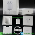 Apple Airpods wireless with W1 chip in-ear earphone 7