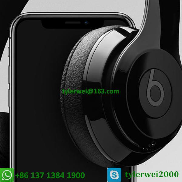 Beats Solo3 Wireless Headphones beats wireless headphone - gloss black solo 3 4