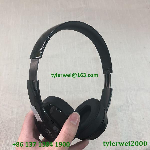 Beats Solo3 Wireless Headphones beats wireless headphone - gloss black solo 3 6