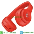 Beats Solo3 Wireless headphone red beats by dr dre  solo 3 3