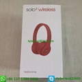 Beats Solo3 Wireless headphone red beats by dr dre  solo 3 14