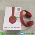 Beats Solo3 Wireless headphone red beats by dr dre  solo 3 12