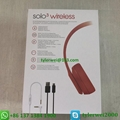 Beats Solo3 Wireless headphone red beats by dr dre  solo 3 16