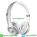Beats Solo3 Wireless headphone beats by dre solo 3 wireless silver
