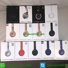 Best quality best price Beats Solo 3 wireless headphone  Ultra Violet