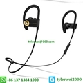 powerbeats3 wireless Beats by dre powerbeats 3 earphone Trophy Gold