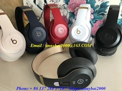 Best selling for beats by dr.dre studio3 wireless headsets