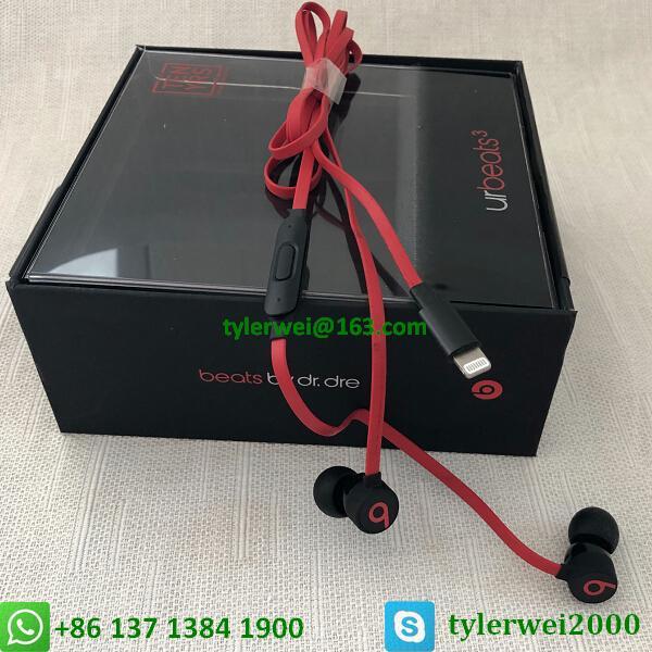 Beats urBeats3 Earphones with Lightning Connector beats by dr dre urbeats 3 12