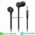 Beats by Dr Dre urBeats3 Earphones with 3.5mm Plug black urbeats 3