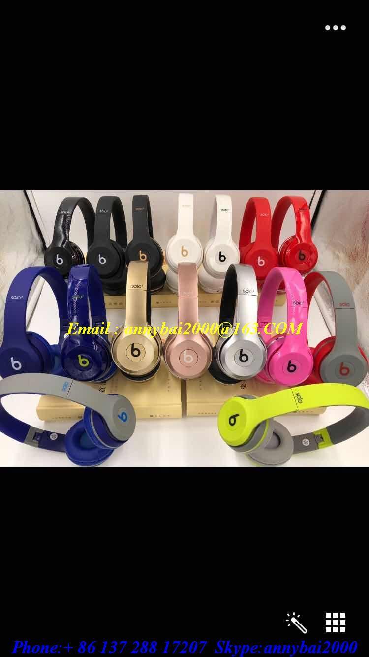 Wholesale mini solo wireless by dr.dre headphones  3