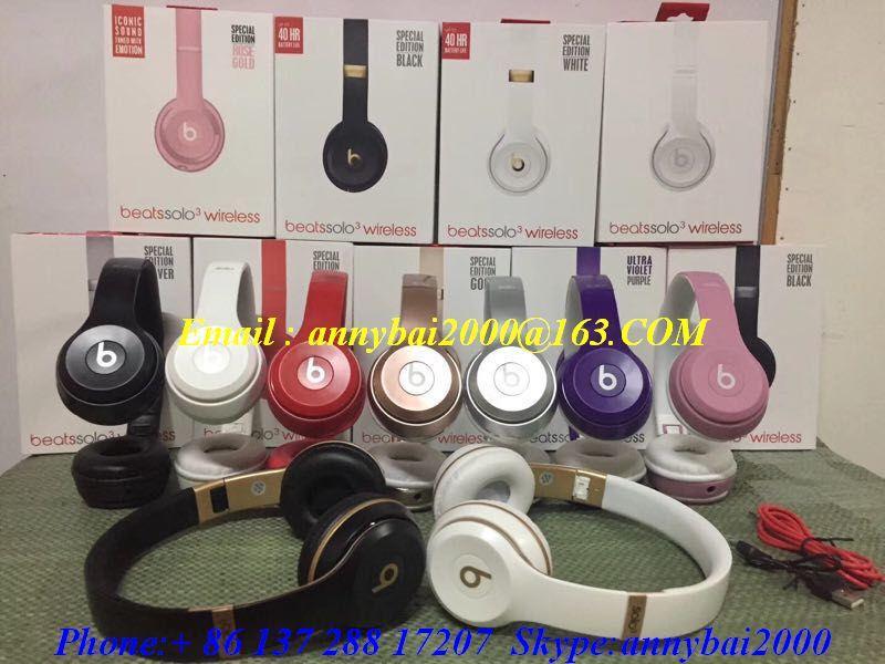 Wholesale mini solo wireless by dr.dre headphones  1