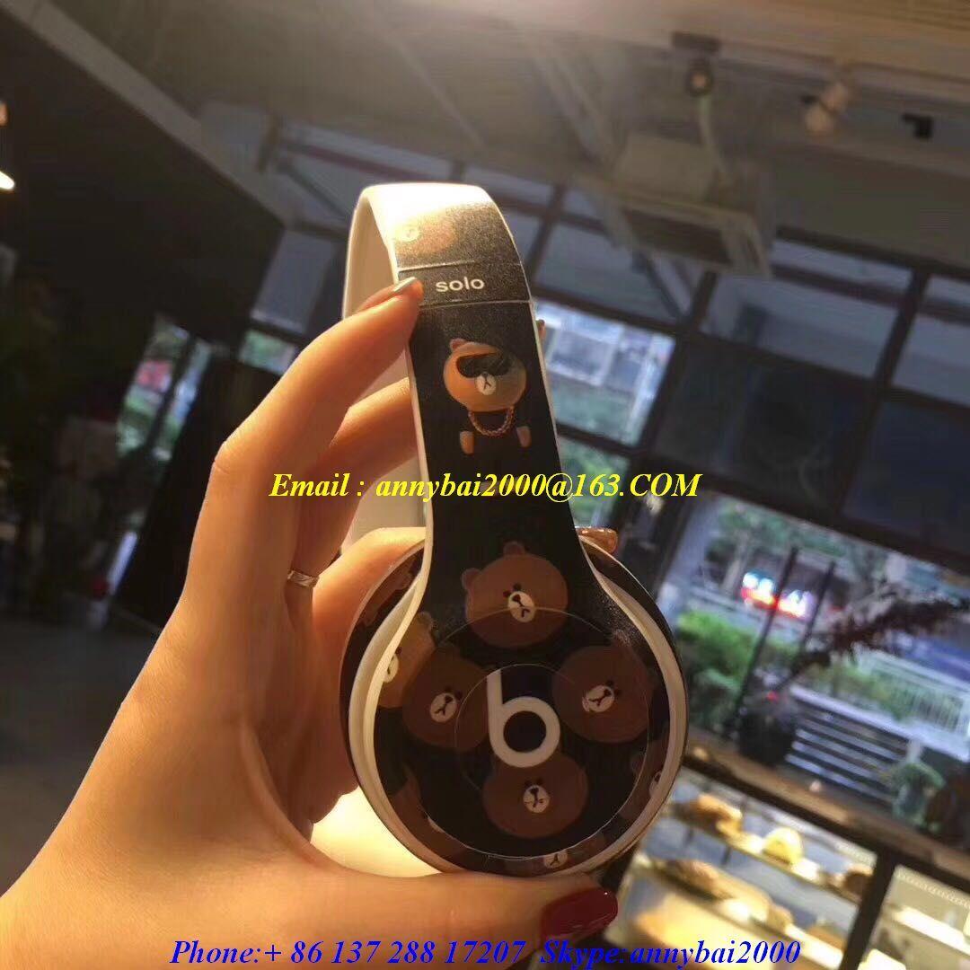 Wholesale mini solo wireless by dr.dre headphones  6