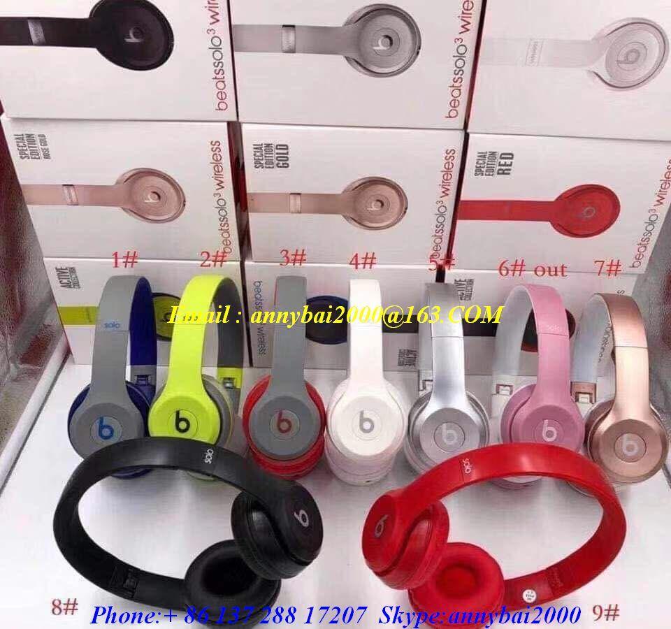 Wholesale mini solo wireless by dr.dre headphones  2