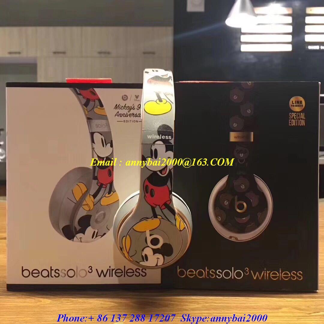 Wholesale mini solo wireless by dr.dre headphones  8