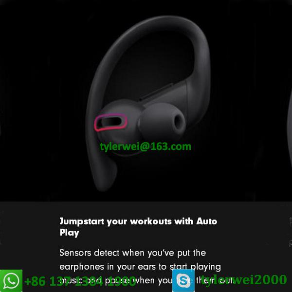 Powerbeats Pro Totally Wireless Earphones 15