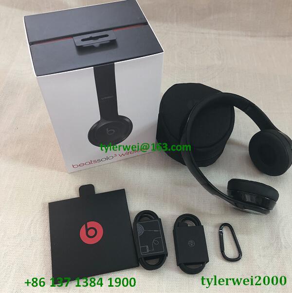 Beats Solo3 Wireless Headphones solo 3 beats by dr dre  6