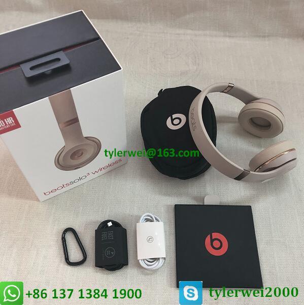 Beats Solo3 Wireless Headphones solo 3 beats by dr dre  8