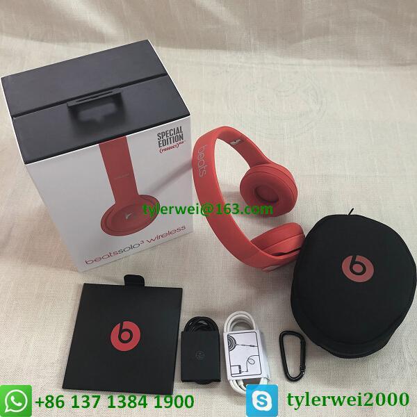 Beats Solo3 Wireless Headphones solo 3 beats by dr dre  9