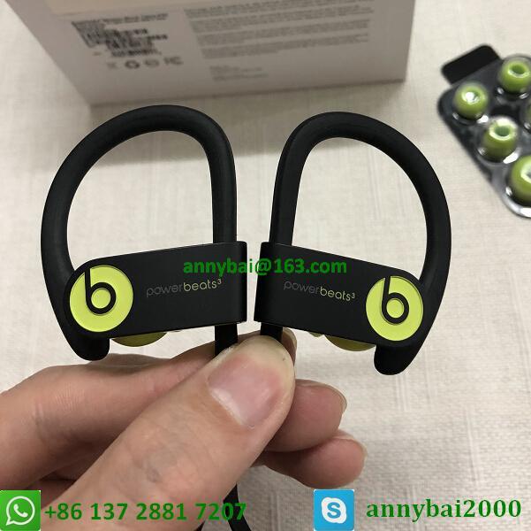 Best beats by dr.dre powerbeats3 wireless sports bluetooth earbuds 13