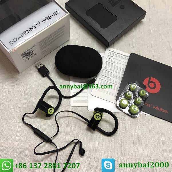 Best beats by dr.dre powerbeats3 wireless sports bluetooth earbuds 19