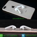 Airpods wireless with W1 chip in-ear earphone apple airpods AAAAA QUALITY 10