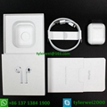Airpods wireless with W1 chip in-ear earphone apple airpods AAAAA QUALITY 19