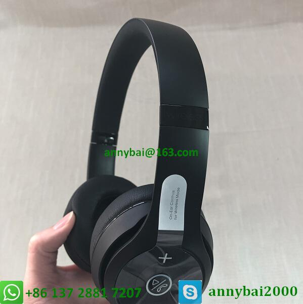 Hot sellings beats wireless solo3 headphones bluetooth beats by dr.dre  5