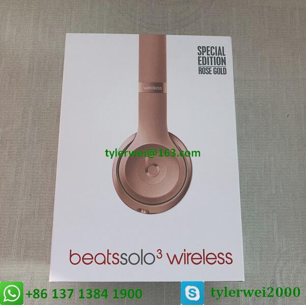 Beats Solo3 Wireless Headphones Beats by Dr Dre  beats solo 3 Apple W1 chip  13