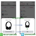 Apple W1 chip Beats Solo3 Wireless Headphones beats solo 3 Apple W1 chip  3