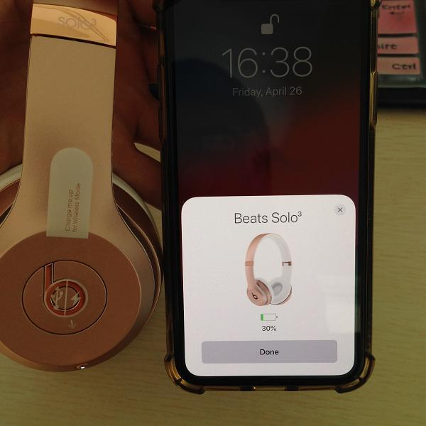 Beats Solo3 Wireless Headphones Beats by Dr Dre  beats solo 3 Apple W1 chip  2