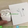 wireless apple earphone