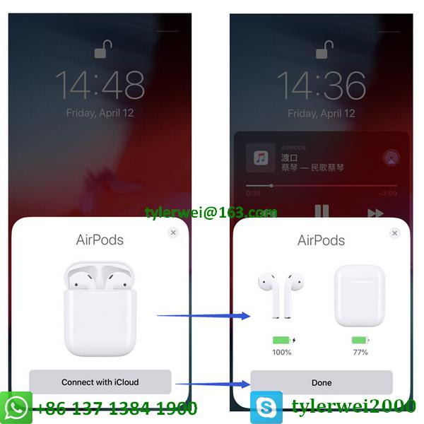 Apple AirPods with Charging Case  19
