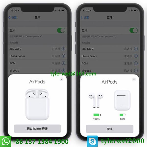 apple w1 airpods