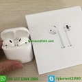 Apple AirPods with Charging Case Airpods wireless with W1 chip in-ear earphone 14